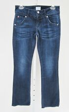 NWT AUTHENTIC  Hudson Signature Blue Denim Dark Wash Bootcut Jeans 26