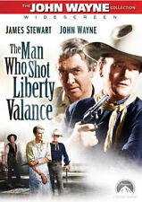 The Man Who Shot Liberty Valance DVD NEW