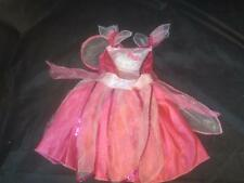 Girls Hello Kitty Fancy Dress Outfit Costume Age 3-4 Years Lot A89