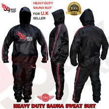 BAAZ GRIP Heavy Duty Sweat Suit Sauna Exercise Gym Suit Fitness Weight Loss