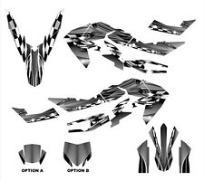 aprilia SXV 450 RXV 550 graphics sticker deco kit 2006 - 2013 #2500 Metal