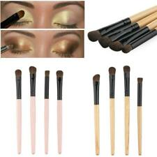 Pro 4pcs/Set Makeup Cosmetic Brushes Powder Foundation Eyeshadow Lip Brush Tool