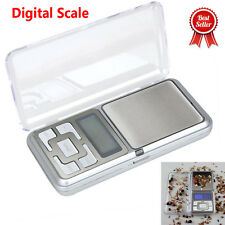 500g x 0.01g Digital Scale Jewelry Gold Herb Balance Weight Gram LCD Display New