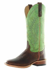Anderson Bean Men's Horse Power HP2004 Boots Pit Bull Moka Green