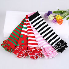 Children Baby Girls Socks Baby Leg Warmers Sock Kneepad Tight Stocking Socks New