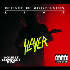 Slayer - Live: A Decade of Aggression (2 Disc) CD NEW