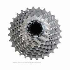 Shimano Dura-Ace CS-9000 Cassette - 11 Speed Small Ratio - Cycling Components
