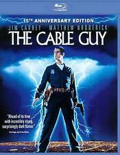 THE CABLE GUY -BLU-RAY-  RARE - OOP - MINT- 15TH ANNIVERSARY EDITION JIM CARREY