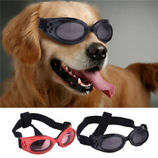 New Cute Pet Dog Doggles Goggles UV Sunglasses Eye Wear Protection Waterproof