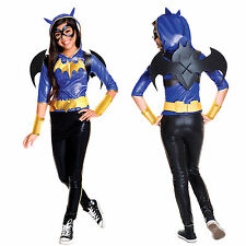 Rubies Official Licensed Dc Comics Super Hero Deluxe Batgirl Fancy Dress Costume