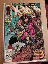 Uncanny X-Men 266 (1990) 1st Full Gambit appearance VF/nm 8.5 or 9.0