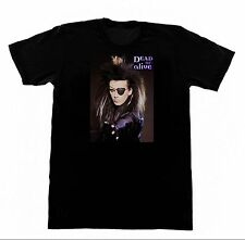 Dead or Alive Band Tshirt Pete Burns 213 T-Shirt 80s Pop Trans LGBT