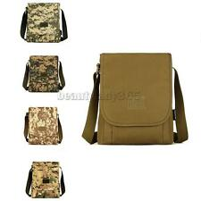 Men Nylon Casual School Crossbody Bag Outdoor Travel Camping Hiking Shoulder Bag