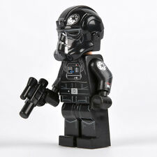 LEGO STAR WARS - UCS TIE PILOT W/ PRINTED ARMS FIGURE - V.RARE - BESTPRICE - NEW