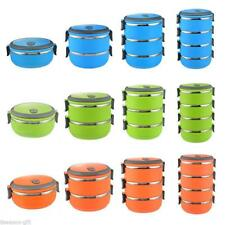 Insulated Lunch Box Insulation Thermo Thermal Lunch Server Container 3 Colors