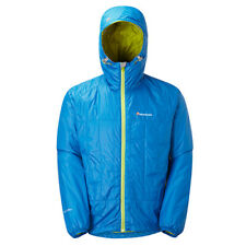 Montane Prism Mens Jacket Synthetic Fill - Electric Blue All Sizes