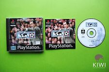 Player Manager 99 Ninety Nine Sony Playstation 1 PS1 PS2 PS3 PAL Game