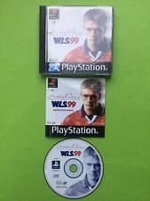 Michael Owens WLS 99 Sony Playstation 1 PS1 PS2 PS3 PAL Game + Disc Only Option