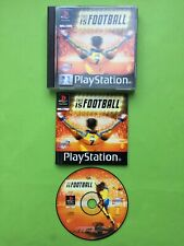 This Is Football Sony Playstation PS1 PAL Game + Works On PS2 & PS3