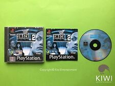 WWF Smackdown 2! Know Your Roll Playstation 1 PS1 PAL Game + Works On PS2 & PS3