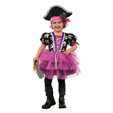 Girls Pirate Princess Halloween Costume