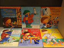 Reynolds & Whybrow - 'Harry & The Dinosaurs' - 6 Books Collection! (ID:40228)