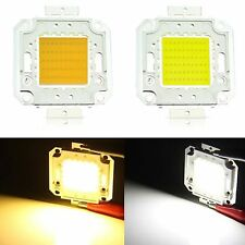 50W/100W Cool/Warm White High Power SMD LED Chip Flood Light Bead Lamp