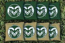 Colorado State Rams Replacement Cornhole Bag Set (corn filled)