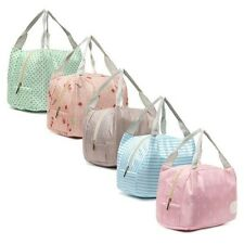 Portable Insulated Lunch Box Storage Bag Travel Picnic Food Container Carry Tote