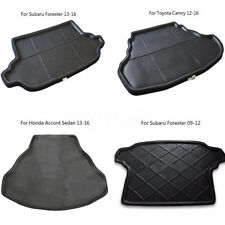 Car Rear Pad Trunk Tray Boot Mat Floor Liner Protector For Toyota Mazda Honda