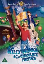 Willy Wonka And The Chocolate Factory (DVD, 2005) New Sealed