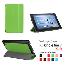 """Kids Shockproof Leather Stand Case Cover For Amazon Kindle Fire 7"""" inch 5th Gen"""