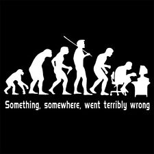 SOMETHING SOMEWHERE WENT TERRIBLY WRONG (coder book mint turbo pascal) T-SHIRT
