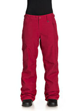 Womens Roxy Tonic Snow Pants - red - brand new with tags