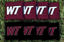 West Texas A&M Buffaloes Cornhole Bag Replacement Set (All Weather)