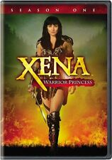 Xena: Warrior Princess - Season One (DVD, 2010, 5-Disc Set)