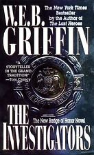 Badge of Honor: The Investigators 7 by W. E. B. Griffin (1998, Paperback, Reprin