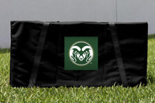 Colorado State University Rams Cornhole Storage Carrying Case