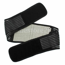 Hot Magnetic Heat Lower Back Therapy Support Waist Belt Brace For Pain Relief