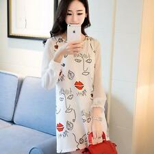 New Sexy dress women dress patty dress mini dress Casual Long Sleeve Dress