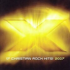 X 2007: 17 Christian Rock Hits, Newsboys Relient K CCM EMI 2007, NEW SEALED CD