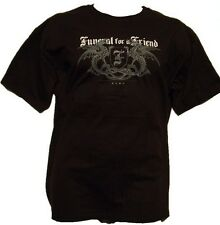 FUNERAL FOR A FRIEND 'DRAGONS' T SHIRT