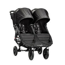 Baby Jogger 2016 City Mini GT Double All Terrain Stroller Pram – Black – NEW!!!