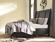 Ashley Bedroom Furniture Queen Cal Est King Size Bed Storage FB Sleigh Headboard