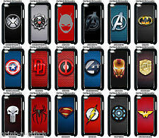 Marvel / DC Super Heroes Case For Apple iPod Touch 4th Generation