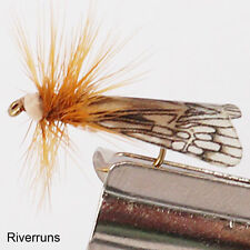Realistic Caddis Fishing Flies Trout Super Sturdy Flies real insect From Europe