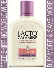 Best Lacto Calamine Skin Balance Oil Control Lotion-30ml Free Shipping Worldwide