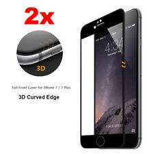 3D Curved Tempered Glass Screen Protector Cover For Apple iPhone 7 & 7 Plus