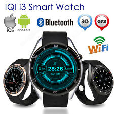 Smart Watch Android 3G WIFI GPS Wrist Watch Bluetooth For Samsung HTC Smartphone