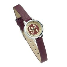 Official Ladies HARRY POTTER Hogwarts Express Platform 9 3/4 Logo Wrist Watch